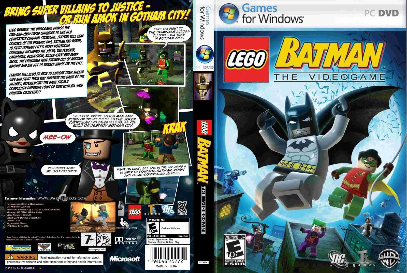 Lego Batman 3 Beyond Gotham Download Pc Tpb Down ...
